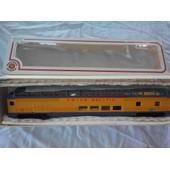 Wagon Panoramique Union Pacific Ref 43-1017-05 Ech 1/87 Ho Bachmann