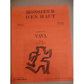 MONSIEUR D'EN HAUT Vava
