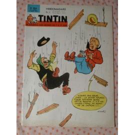 Tintin Le Journal Des Jeunes De 7 A 77 Ans N�854