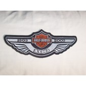 Patch Ecusson Harley Davidson 100 Th Gm