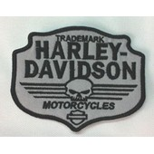Patch Ecusson Harley Davidson