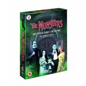 The Munsters Complete Collection de Fred Gwynn