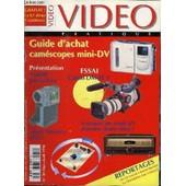 Video Pratique N�49 - Guide D'achat Cam�scope Mini-Dv, Pr�sentation : Nouvelle Gamme Sony, Pourquoi Un Ampli A/V Dans Une Chaine Vid�o ?, ... de COLLECTIF