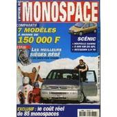 L'officiel Du Monospace N�11 - 7 Mod�les A Moins De 150 000 F, Les Meilleurs Si�ges B�b� + Les Jouets Pour Voyager, ... de COLLECTIF