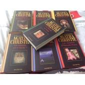7 Livres Collection D'agatha Christie de Agatha Christie