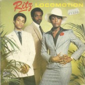 Locomotion (Goffin - King) 3'50 / Lazy Love (Desmond Child) 4'13 - Ritz