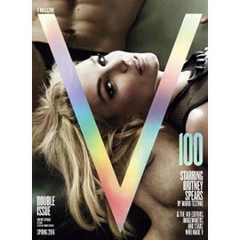 Britney Spears - V Magazine n°100 (Couverture 1)