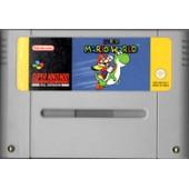 Jeu Snes: Super Mario World