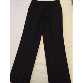 Pantalon De Costume . 40 Noir