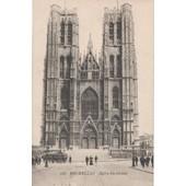 135 - Bruxelles - Eglise Ste-Gudule