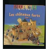 Kididoc - Les Ch�teaux Forts Avec Tirettes Et Surprises de Mich�le Longour