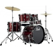 Batterie Pearl Roadshow Junior 18'' 5 F�ts - Red Wine