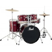 Batterie Pearl Roadshow Fusion 20'' 5 F�ts - Red Wine