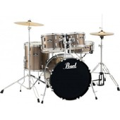 Batterie Pearl Roadshow Junior 18'' 5 F�ts - Bronze Metallic