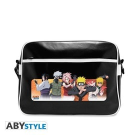 Naruto Shippuden - Sac Besace Groupe Gentils