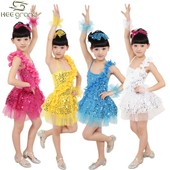 Heegrand Fille Robe Tutu Danse Et Performance Synth�tique