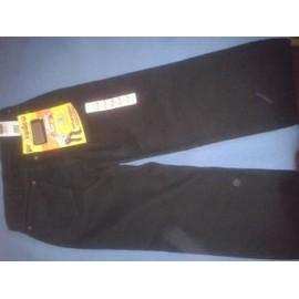 Pantalon Wrangler Jeans Coton 40 Noir