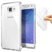Coque Silicone Souple Galaxy A3 2016 Transparent