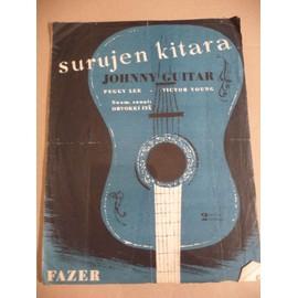 JOHNNY GUITAR Surujen Kitara (finlandais)
