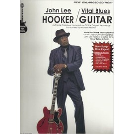 John Lee Hooker / Vital blues guitar