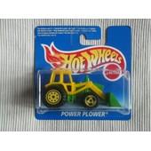 Tracteur Bulldozer Hot Wheels Power Plower
