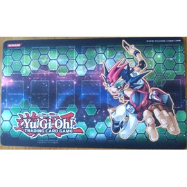 Tapis De Jeu/Playmat Yu-Gi-Oh! Yuma Tsukumo