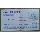 Ticket Note
