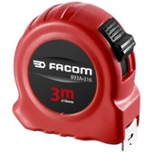 M�tre Facom Double Marquage Abs 3m 16mm 893a.316pb