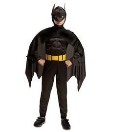 Deguisement Black Hero (Batman) 5/6 Ans
