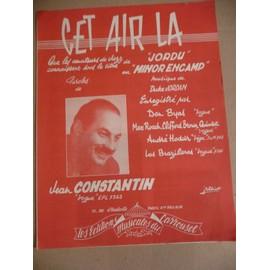 CET AIR-LÂ (Minor Encamp) Jean Constantin