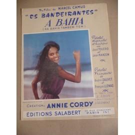 A BAHIA Annie Cordy
