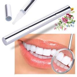 Stylo De Blanchiment Des Dents � Domicile Soins De Dents Professionnels White Care Stylo Blanchissant