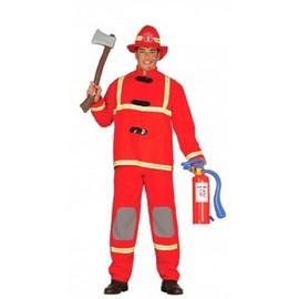 Deguisement Pompier 'luxe' 5/6 Ans