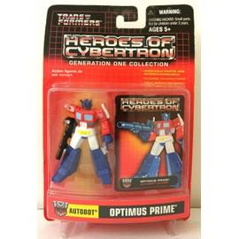 Transformers Hoc Heroes Of Cybertron Optimus Prime Mini Action Figure Hasbro