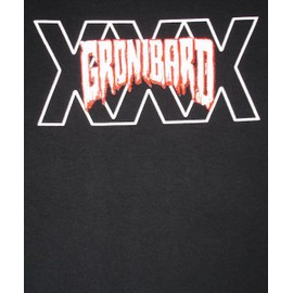gronibard - t-shirt homme xxx taille XL