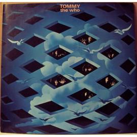 TOMMY / ORIGINAL FRANCE 1969 / POCHETTE DEPLIANTE EN 3 PARTIES
