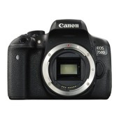 Canon EOS 750D - Appareil photo num�rique