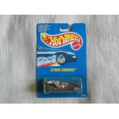 Voiture Hot Wheels Cyber Cruiser 1/64