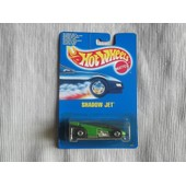 Voiture Hot Wheels Shadow Jet 1/64