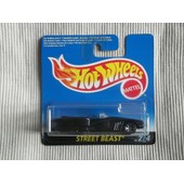 Voiture Hot Wheels Street Beast 1/64