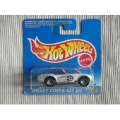 Voiture Hot Wheels Shelby Cobra 427 Sic 1/64