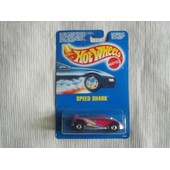 Voiture Hot Wheels Speed Shark 1/64