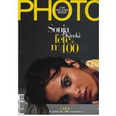 Magazine Photo N� 400 : Sonja Kinski Fete Le N� 400