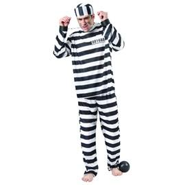 D�guisement Prisonnier Homme