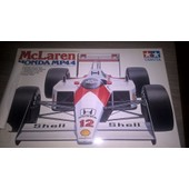 Tamiya F1 Mc Laren Honda Mp4/4 1988