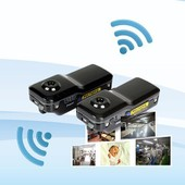 Mini WIFI IP Sans Fils SPY Remote Micro Cam�ra Surveillance A Distance DV S�curit�