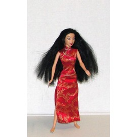Barbie Mulan Disney
