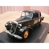 Traction 11 L�g�re Ffi Ann�e 1944 Echel 1.43 Collection Citroen