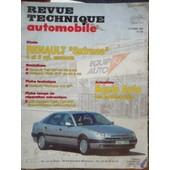 Revue Technique Automobile Renault Safrane Et Baccara