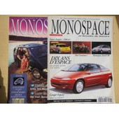 Lot 2 Revues Monospace 1992-1995